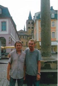 Raimund Ackermann und Janosch
